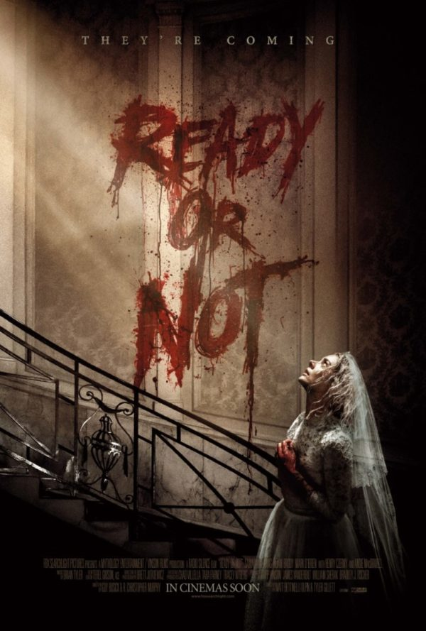 Hide and Seek horror comedy Ready or Not gets another poster