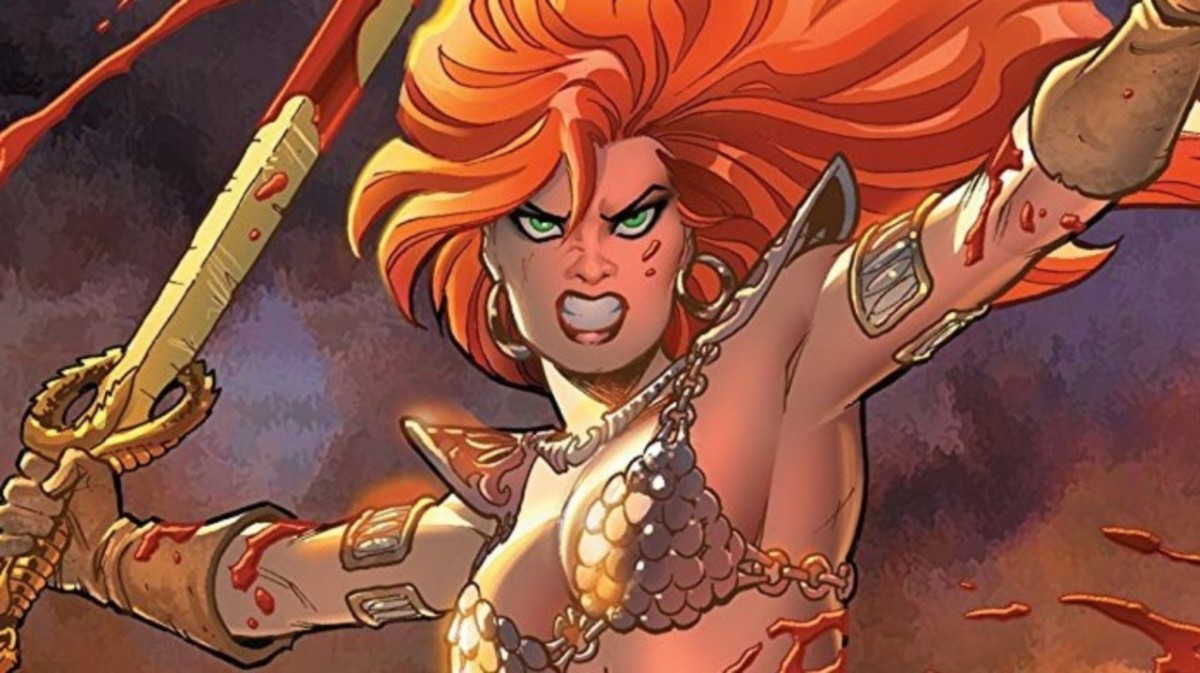 Red Sonja director Jill Soloway compares the reboot to The Dark Knight and Deadpool