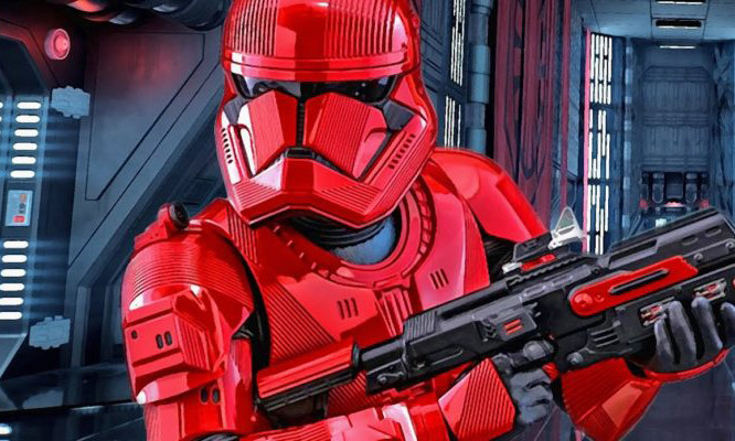J.J. Abrams can't wait for fans to see the Sith Troopers in action in Star Wars: The Rise of Skywalker