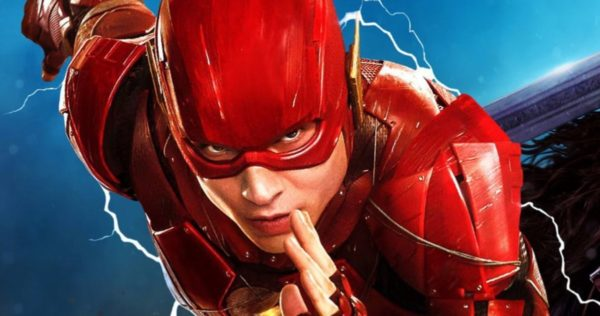 It director in talks for DC Films' The Flash solo movie
