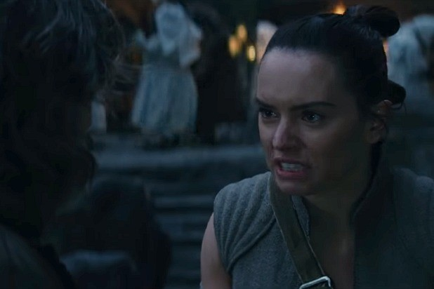 """Daisy Ridley addresses """"vicious"""" social media reactions to Star War: The Last Jedi"""