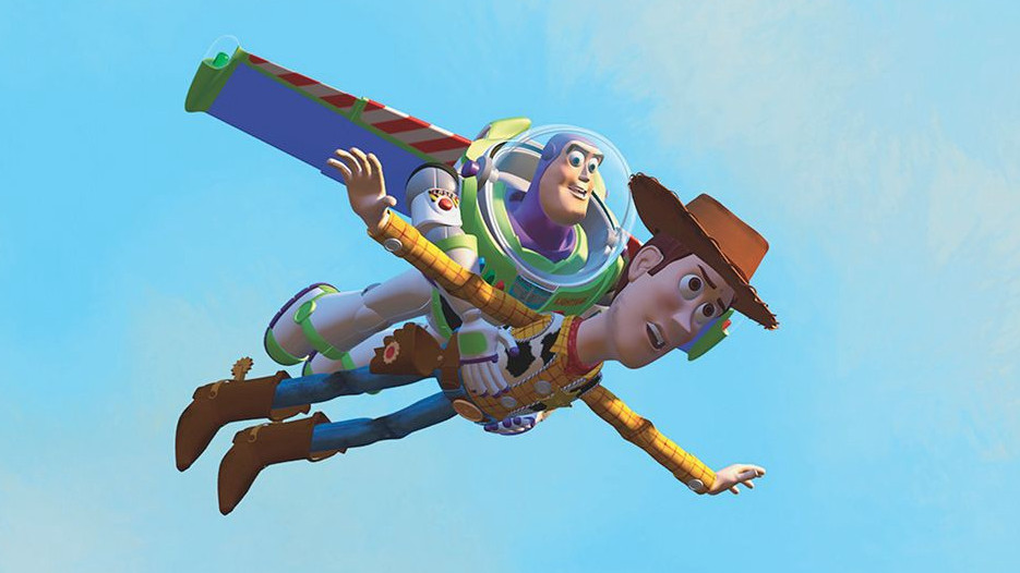 Toy Story with showbiz journalist Lucy Jones – The Pick of the Flicks Podcast #45
