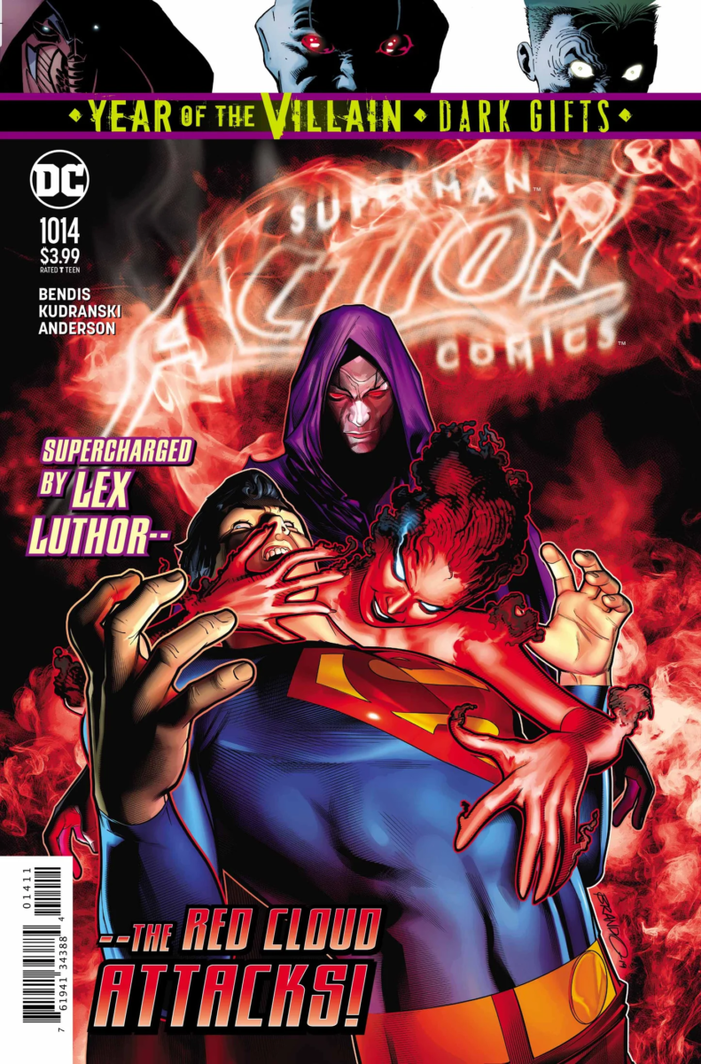 Comic Book Preview - Action Comics #1014