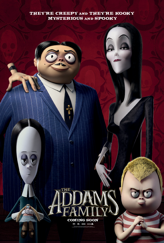 Addams-Family-posters-1