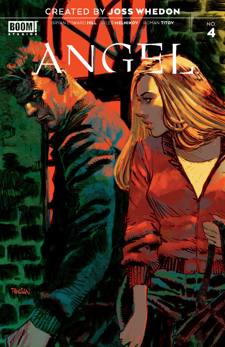 Comic Book Preview - Angel #4