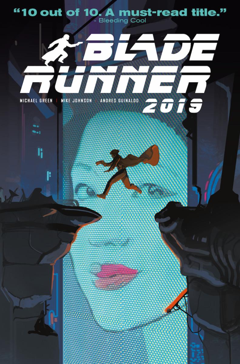 Comic Book Review – Blade Runner 2019 #2