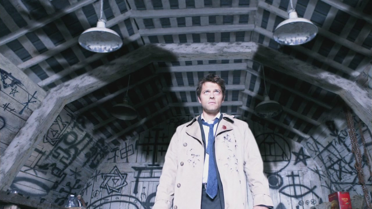 "Misha Collins says Supernatural won't feature a ""happily-ever-after"" ending"