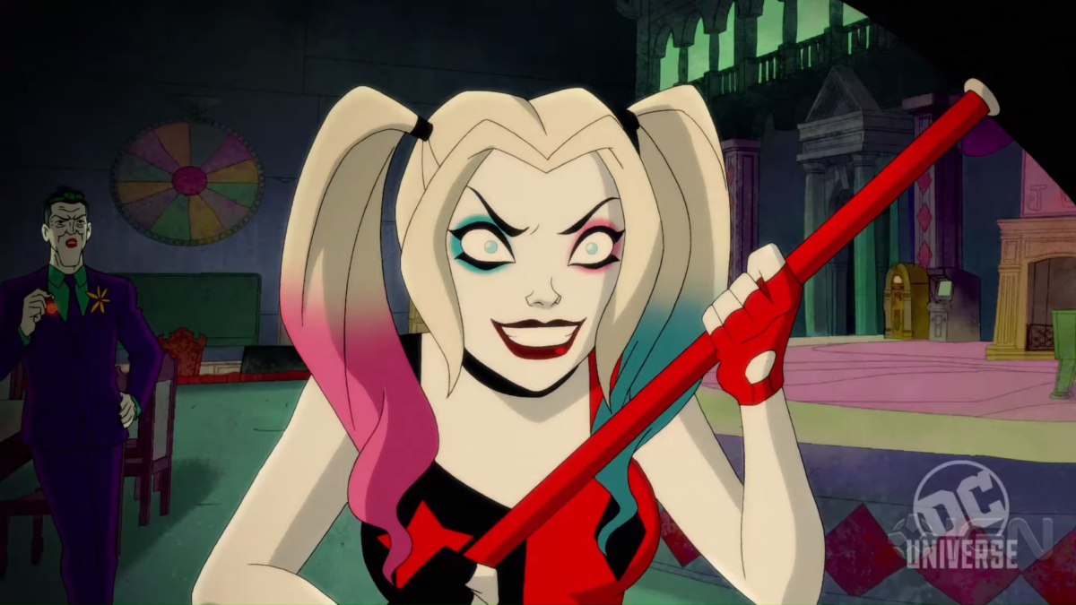 DC's Harley Quinn animated show gets a behind-the-scenes featurette