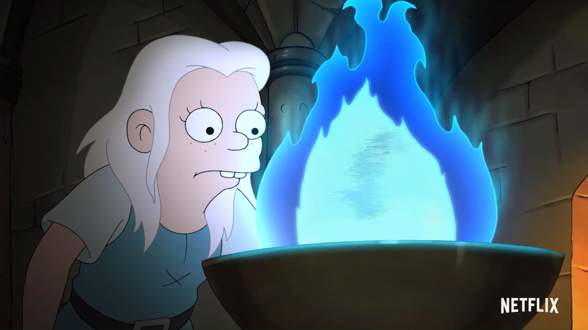 Disenchantment Part Two gets a first teaser trailer