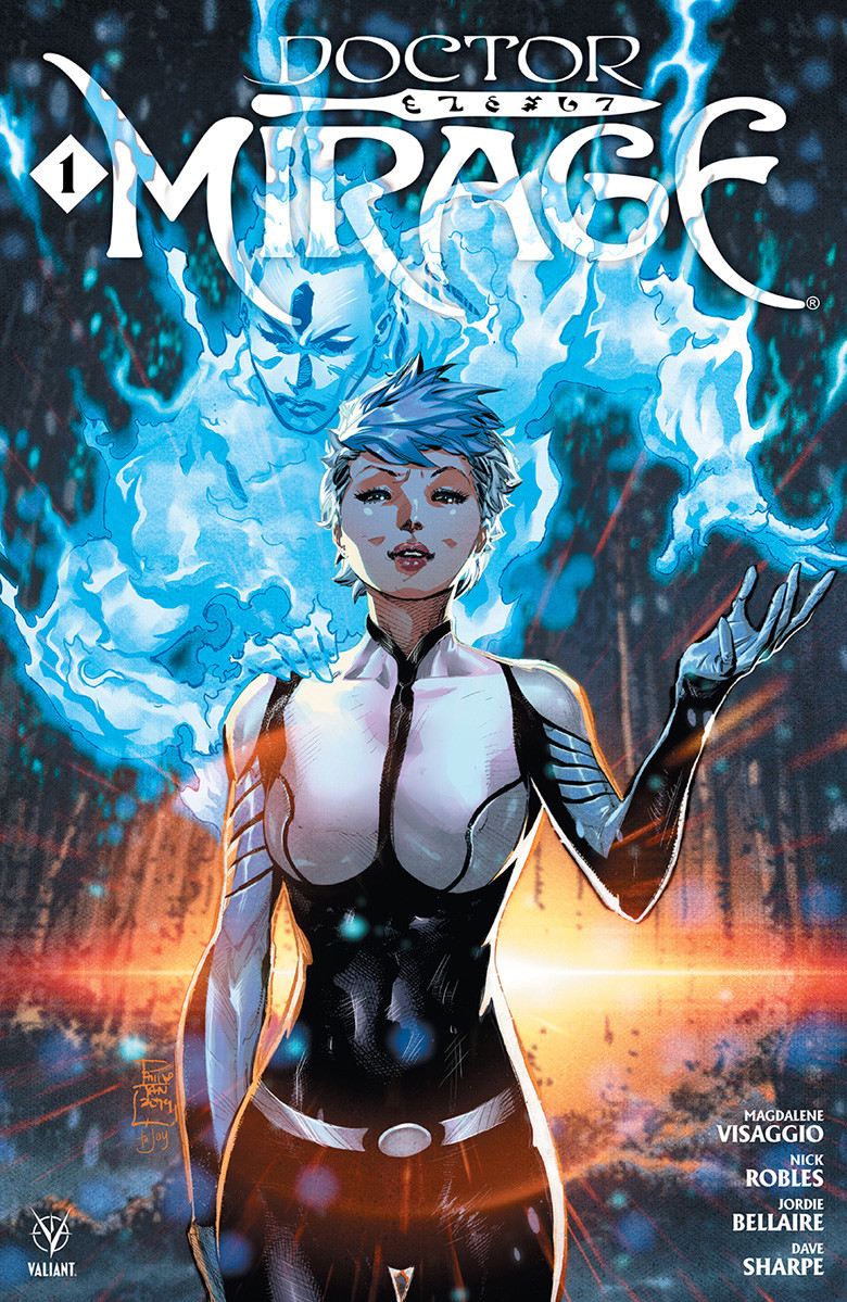 Comic Book Preview - Doctor Mirage #1