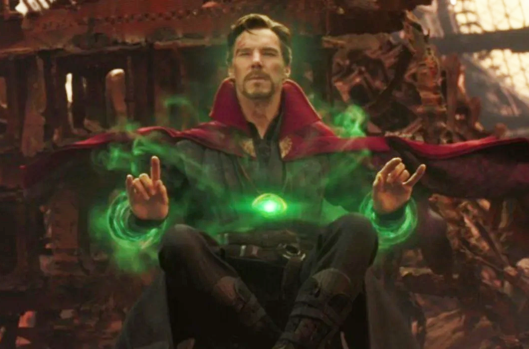 Avengers: Endgame directors reveal how Doctor Strange saw the alternate scenarios in Infinity War