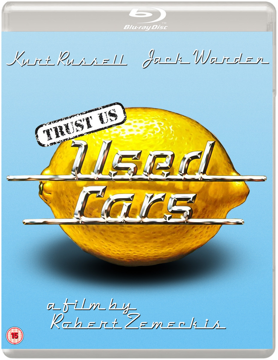 Giveaway – Win Used Cars on Blu-ray