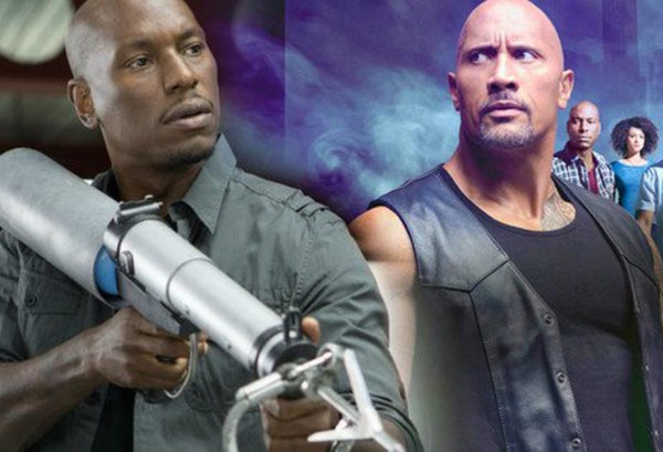 Tyrese Gibson Slams Dwayne Johnson Over Fast Furious