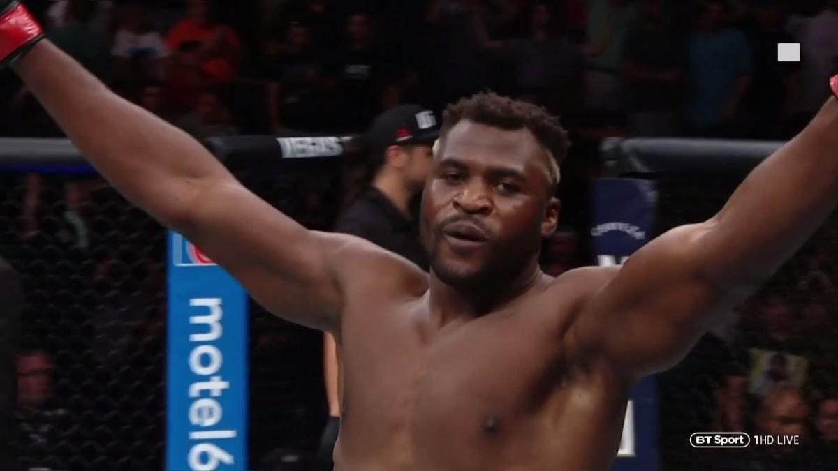 UFC star Francis Ngannou joins Fast & Furious 9