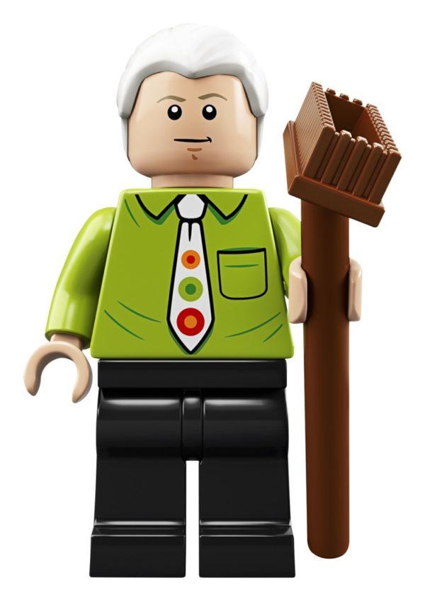 LEGO Minifigure Friends TV Central Perk Phoebe Buffay idea061 FREE POST