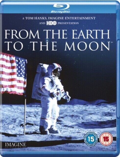 Blu-ray Review – From the Earth to the Moon
