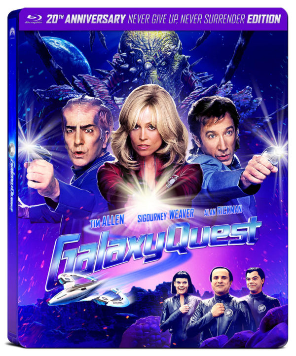 Galaxy Quest Ship: Galaxy Quest Celebrates 20th Anniversary With New Limited