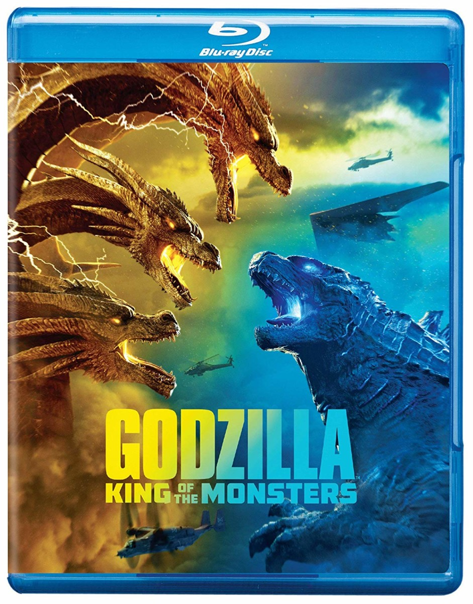 Blu Ray Review Godzilla King Of The Monsters 2019