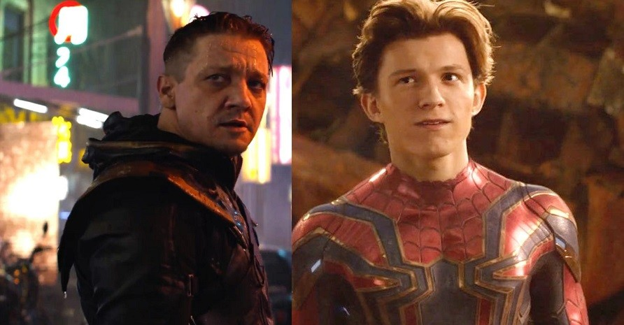 Jeremy Renner calls on Sony to bring Spider-Man back to Marvel