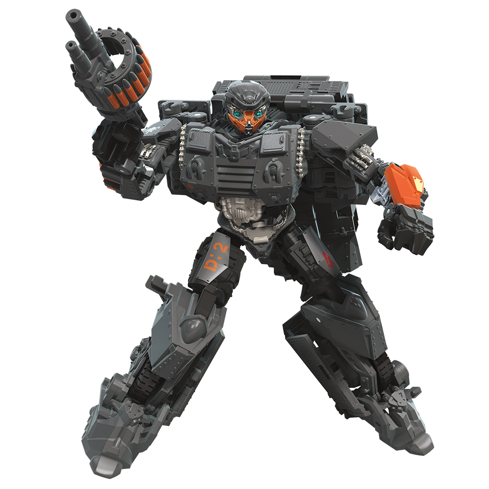 Hasbro reveals new Transformers movie universe Studio Series figures