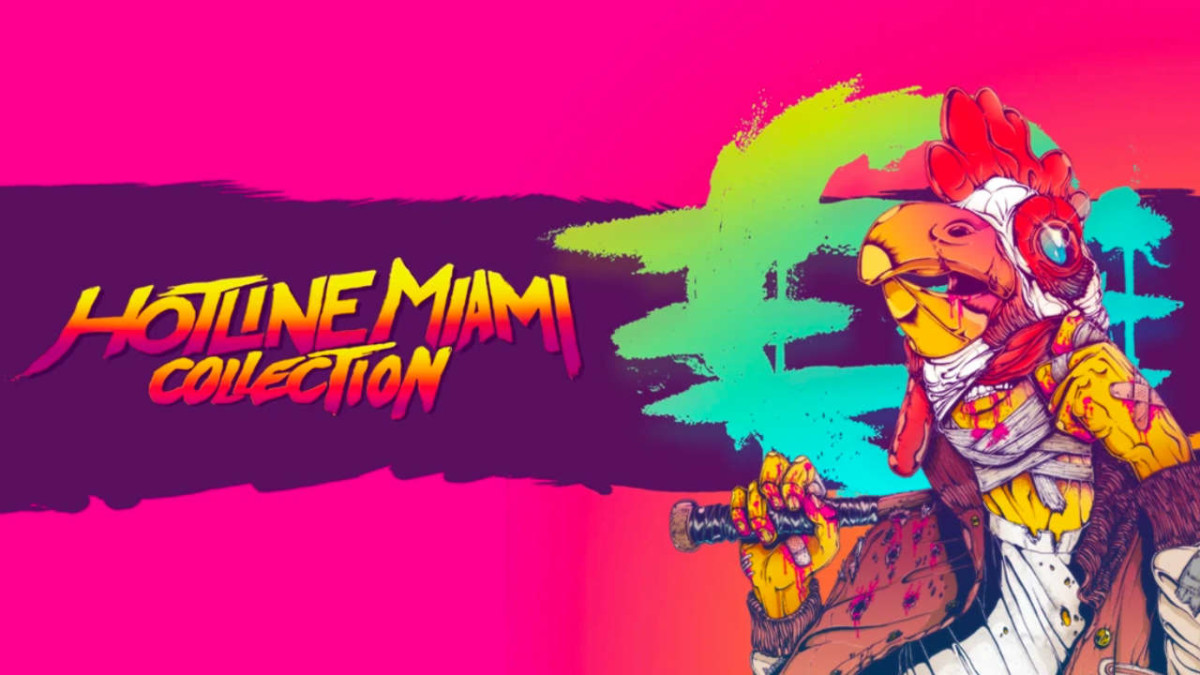 Hotline Miami Collection out today on Nintendo Switch