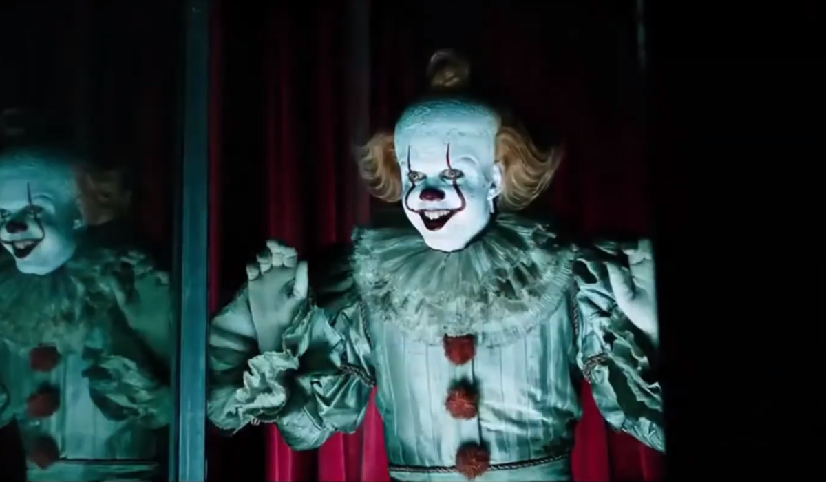 New Pennywise footage revealed in latest It Chapter Two TV spots