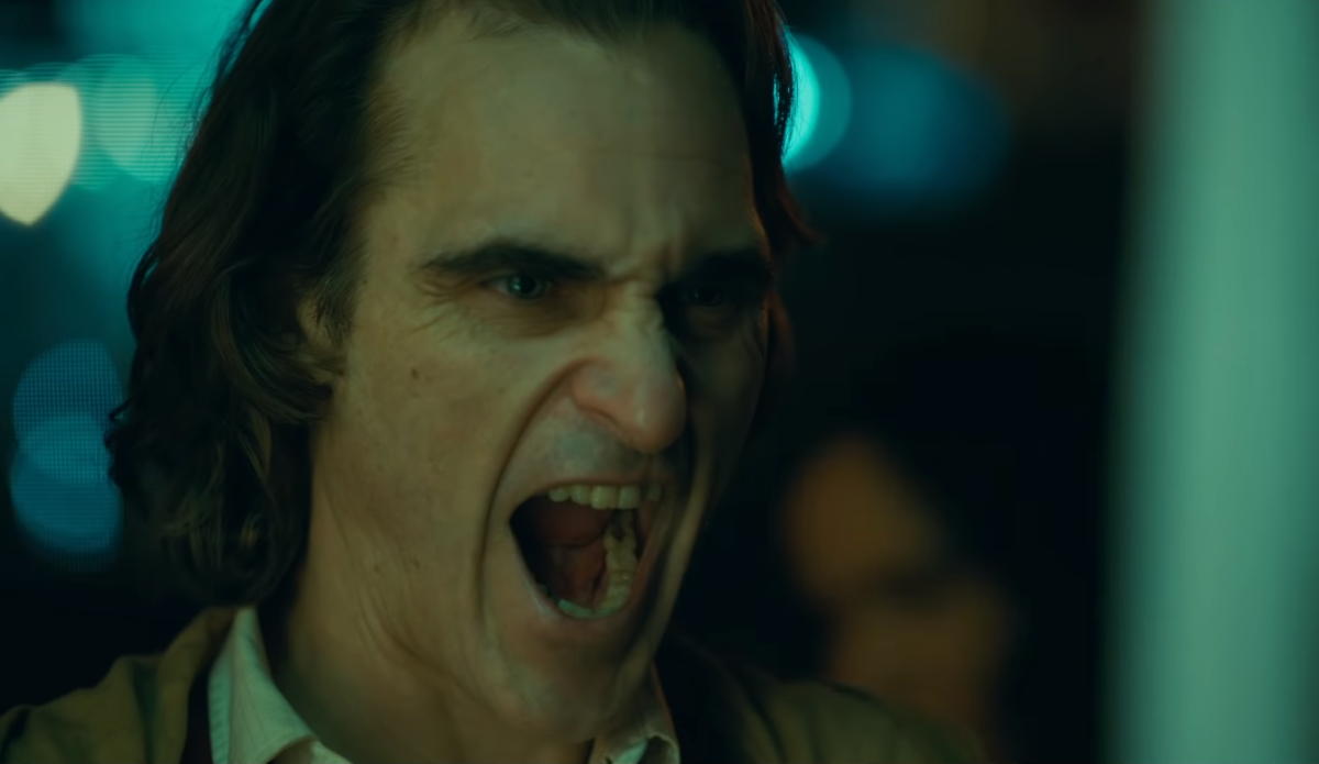 Joaquin Phoenix wanted to audition his Joker laugh for director Todd Phillips