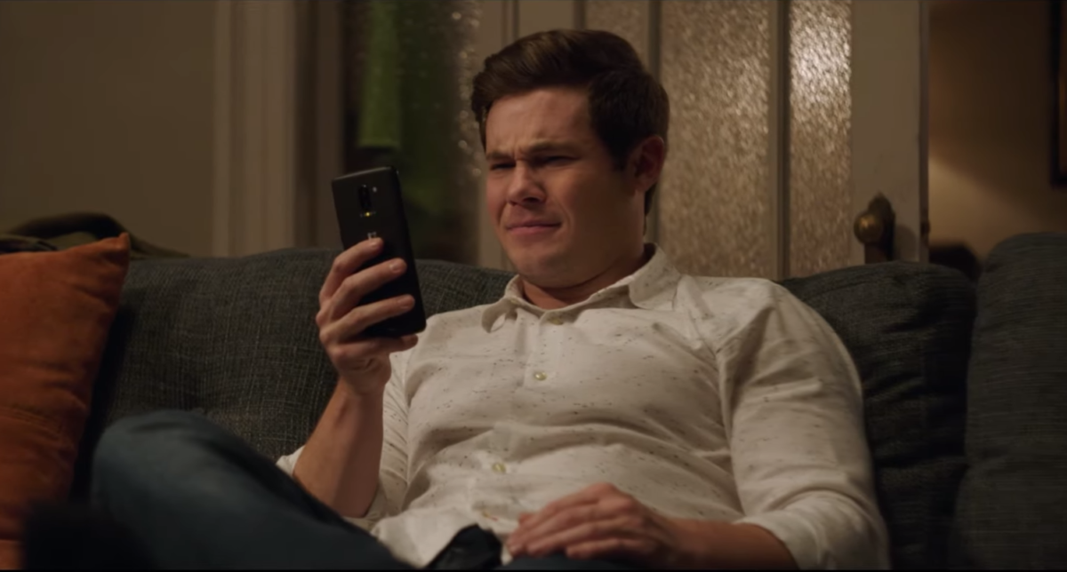 Adam Devine has phone troubles in first trailer for Jexi