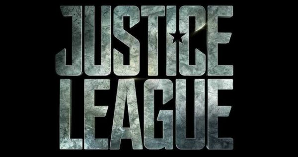 Justice League Movie New Logo Metallic 600x316