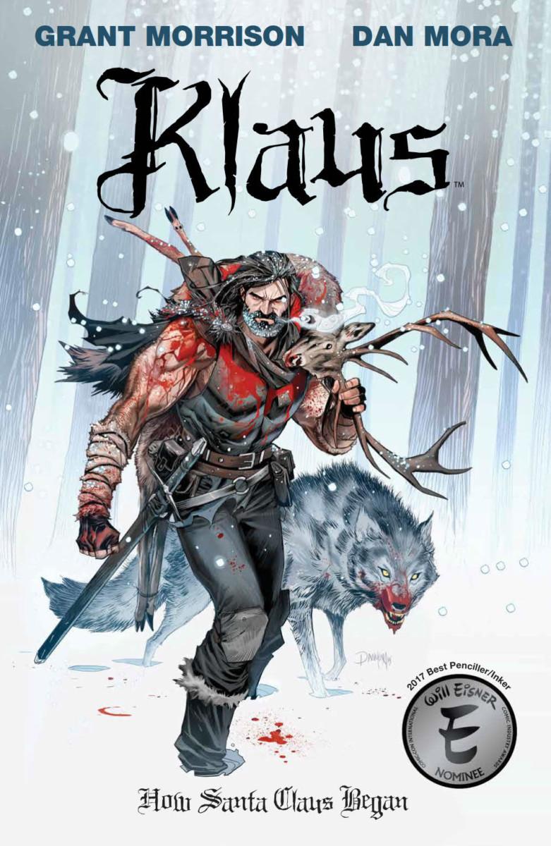 Comic Book Preview – Klaus: How Santa Claus Began