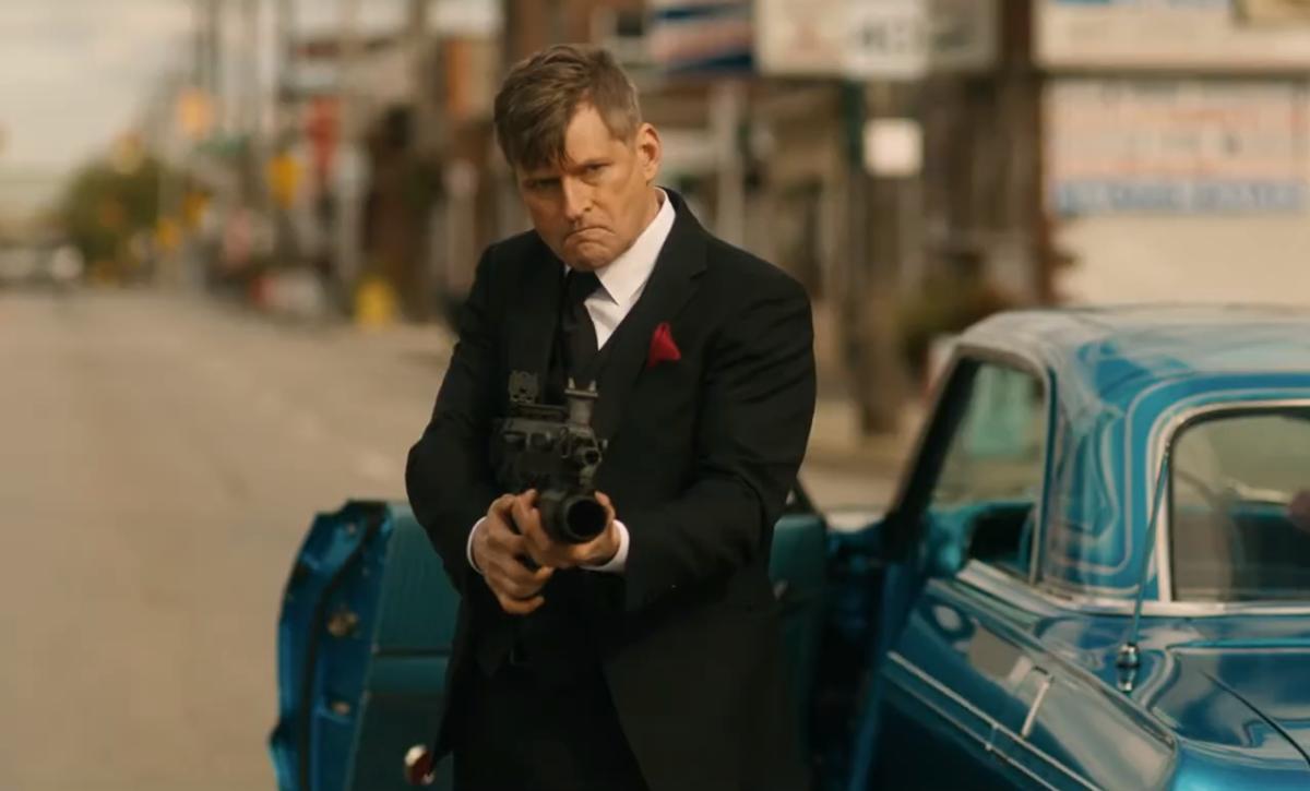 Trailer for crime thriller Lucky Day starring Luke Bracey, Crispin Glover and Nina Dobrev