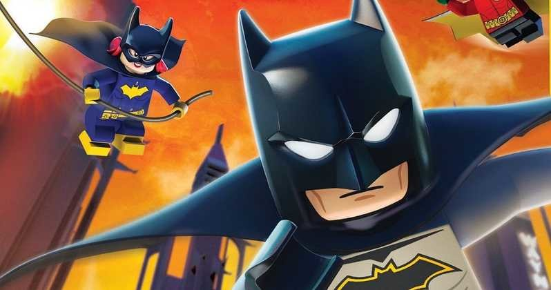 Watch two clips from LEGO Batman – Family Matters animated movie