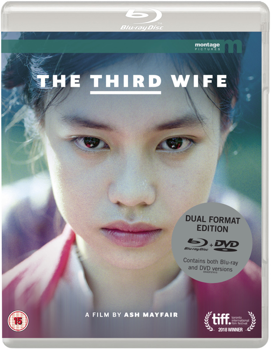 Giveaway – Win The Third Wife on Blu-ray