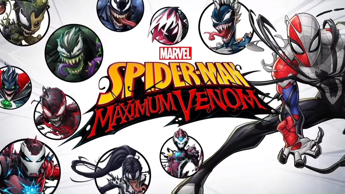 Marvel's Spider-Man: Maximum Venom gets an official trailer
