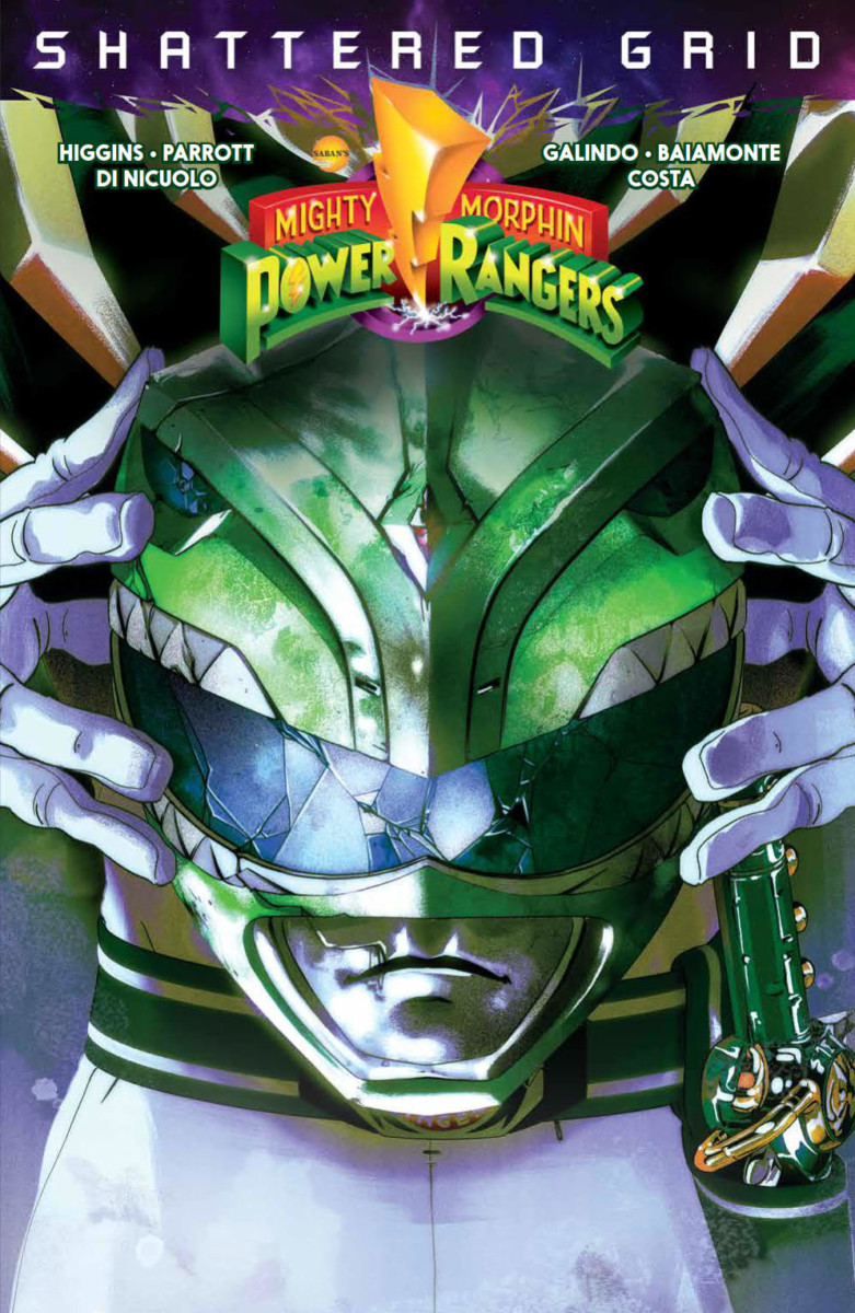 Comic Book Preview – Mighty Morphin Power Rangers: Shattered Grid