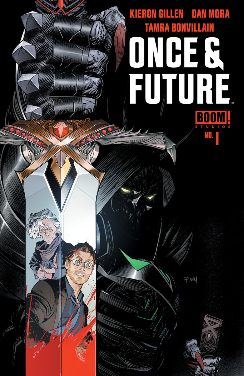 Comic Book Preview – Once & Future #1
