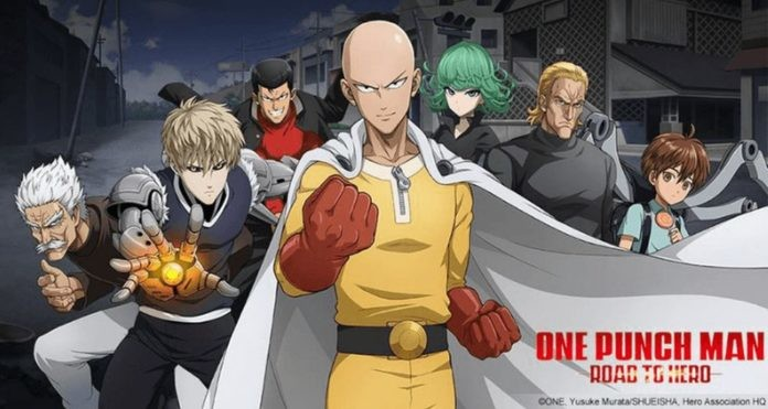 One Punch Man: Road to Hero! now available on the App Store
