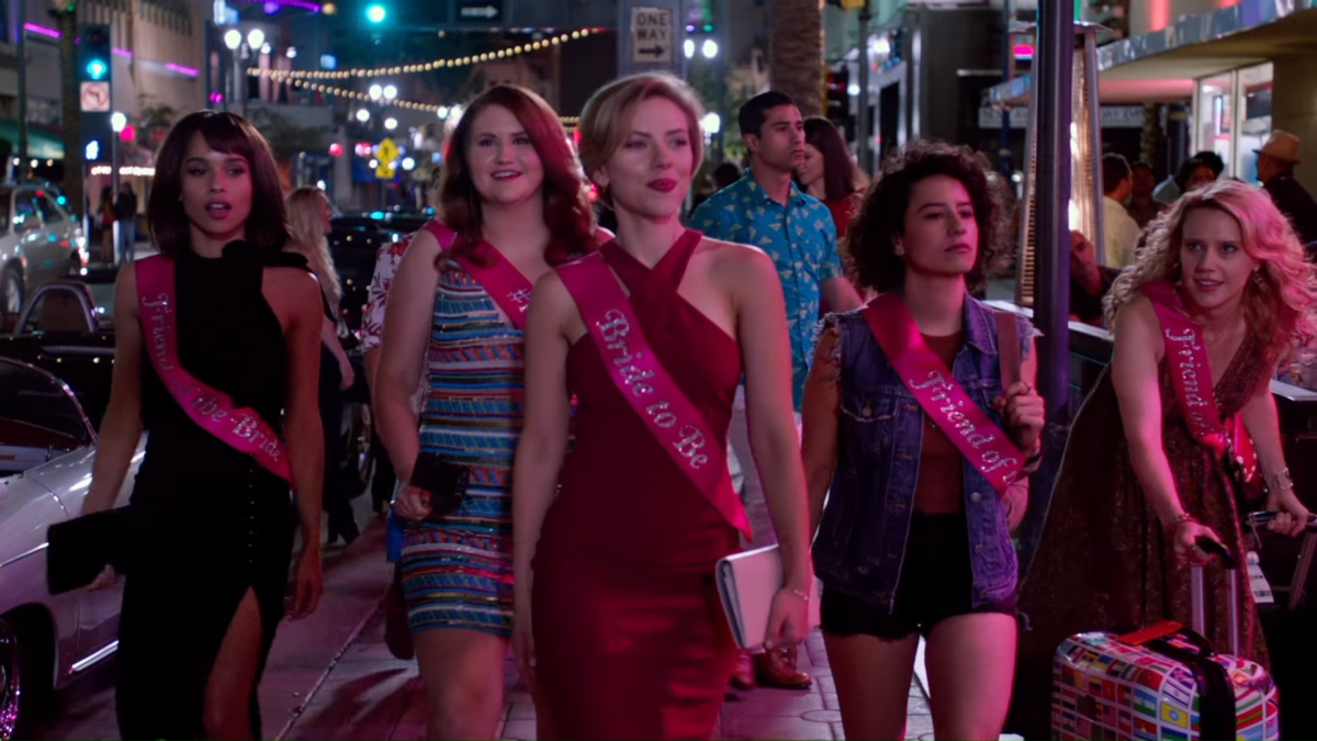 Movie Review – Rough Night (2017)