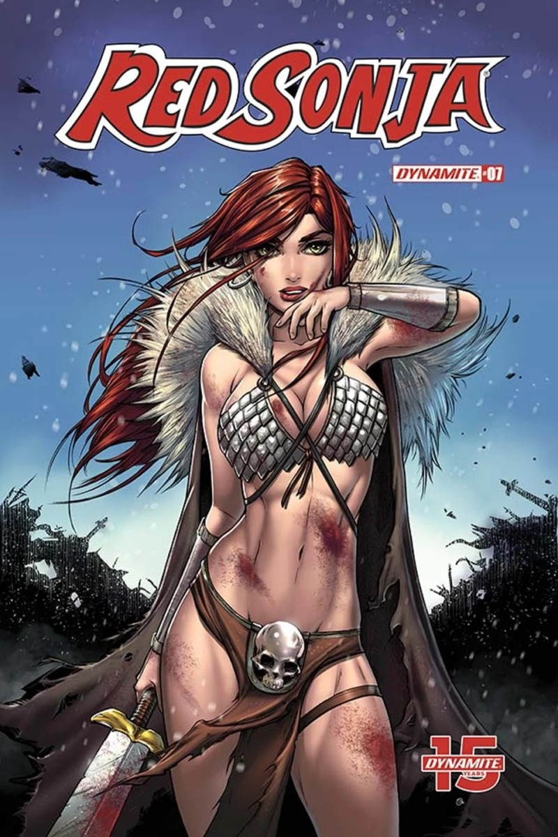 Comic Book Preview – Red Sonja #7