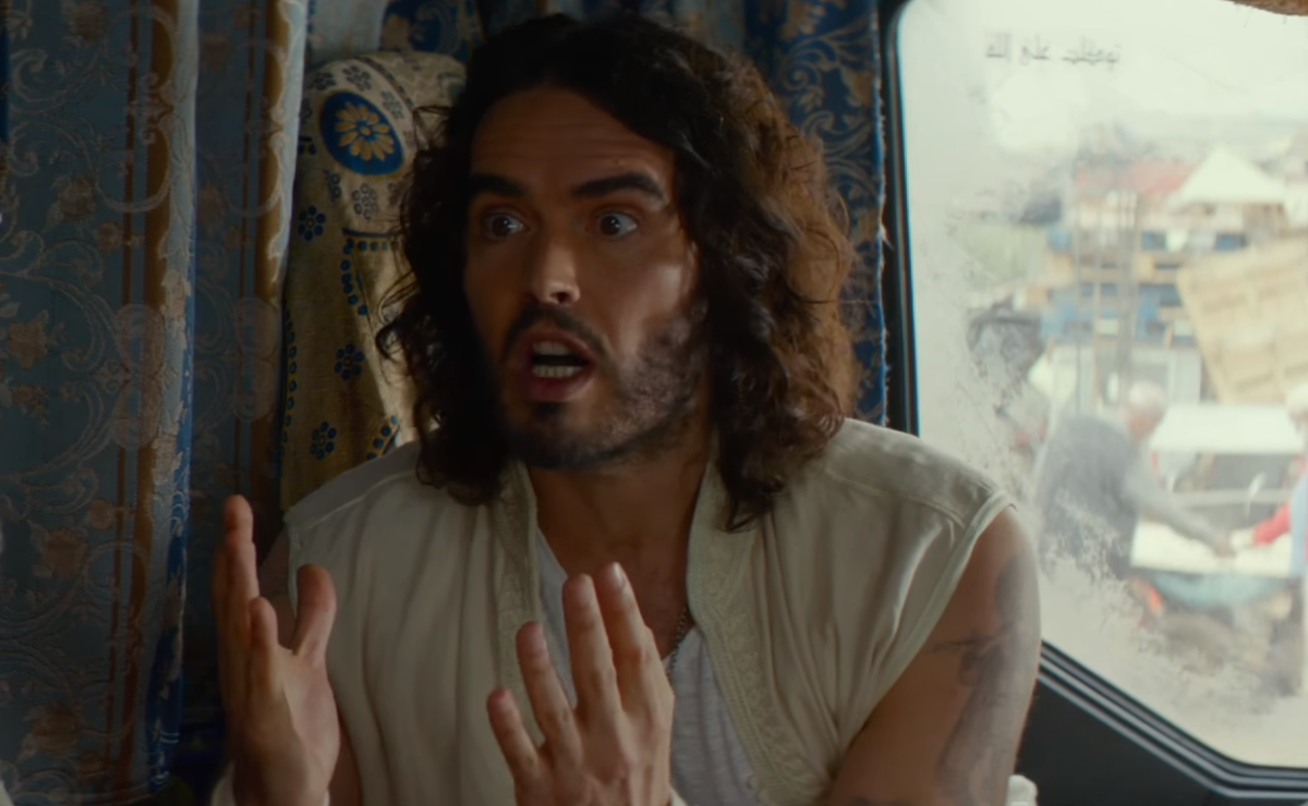 Russell Brand in talks for Kenneth Branagh's Death on the Nile