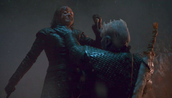 Game of Thrones director explains why we didn't see how Arya reached the Night King