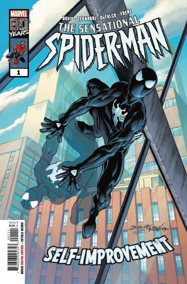 Comic Book Preview – Sensational Spider-Man: Self-Improvement #1
