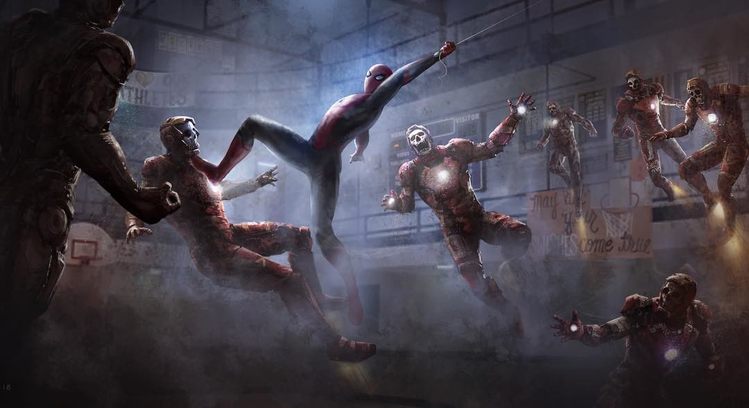 Spider-Man-Far-From-Home-zombie-concept-art-3