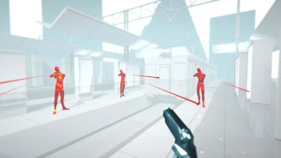 Superhot releasing on Nintendo Switch today