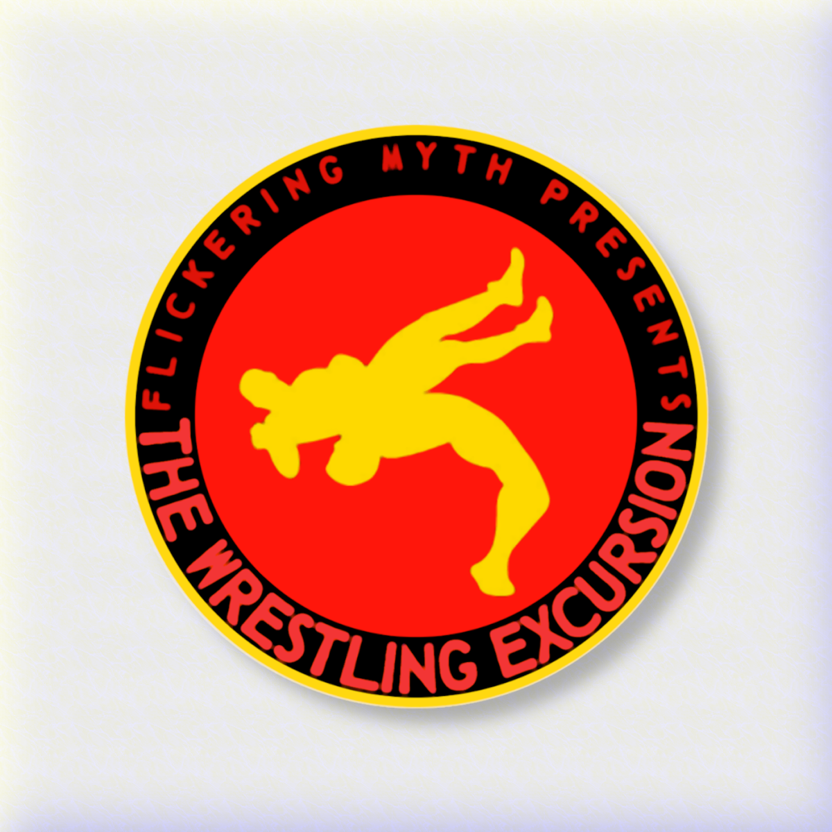 Introducing The Wrestling Excursion to the Flickering Myth Podcast Network