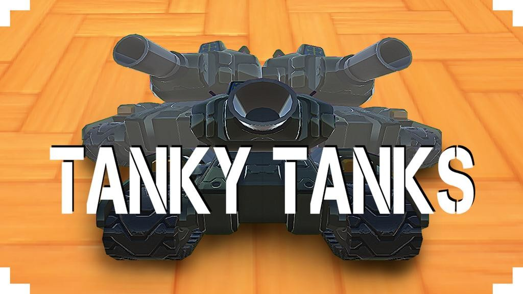 Retro inspired Tanky Tanks arrives on Steam this month