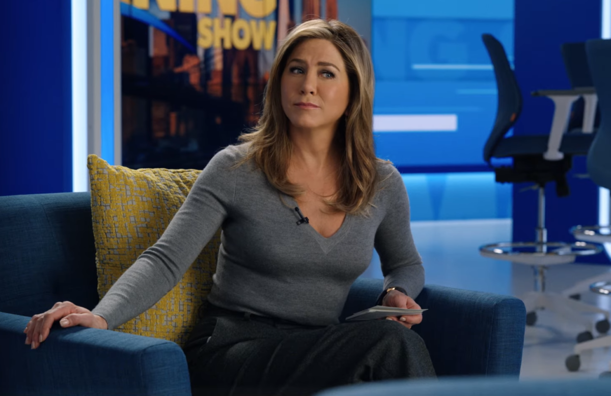First trailer for The Morning Show starring Jennifer Aniston, Reese Witherspoon and Steve Carell