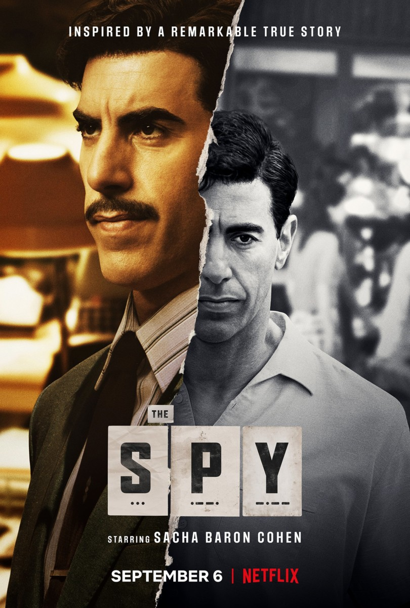 Netflix Review - The Spy