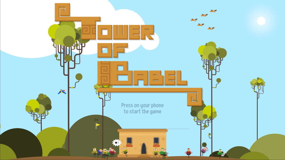 Multiplayer party game Tower of Babel coming to Nintendo Switch this autumn