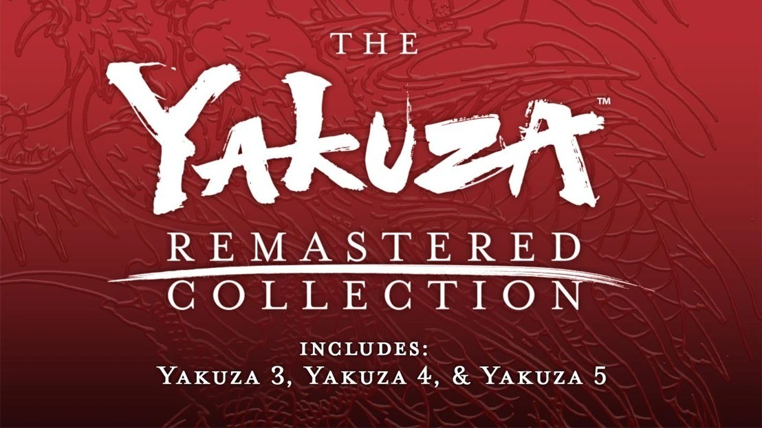 First part of the Yakuza Remastered Collection available now on Playstation Store